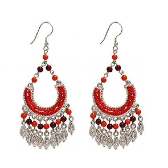Boucles d'oreilles Chinmayi