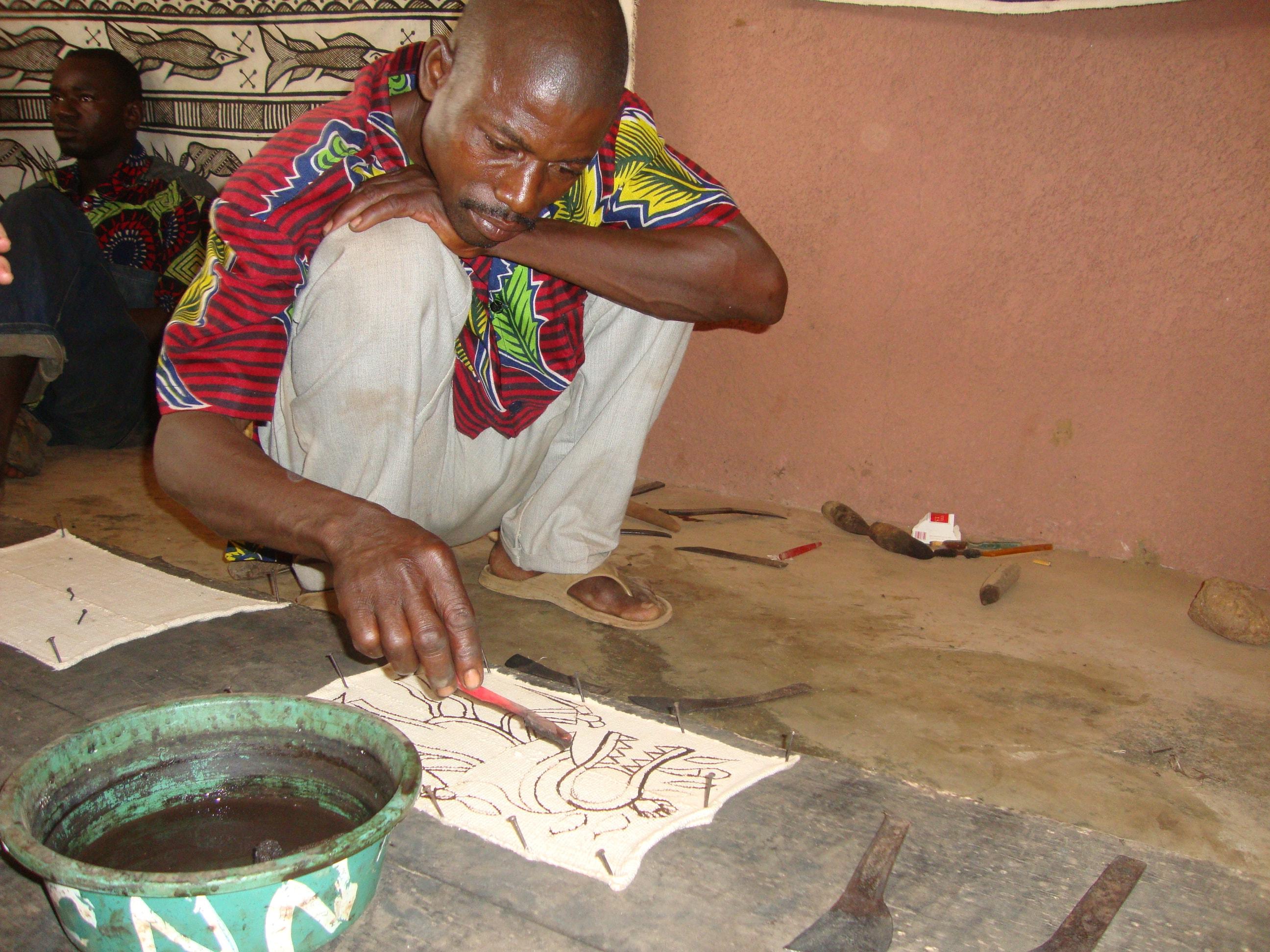 artisan de Côte d'Ivoire