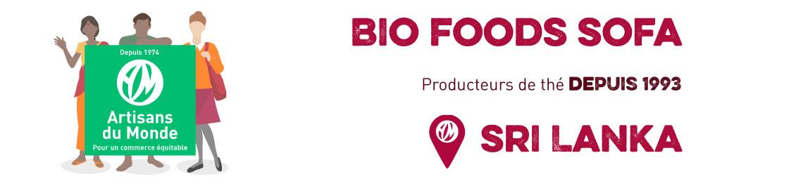 bio foods sofa