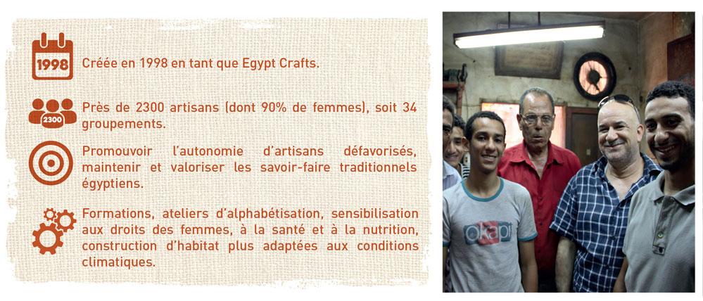 Créé en tant que Egypt Crafts en 1998.