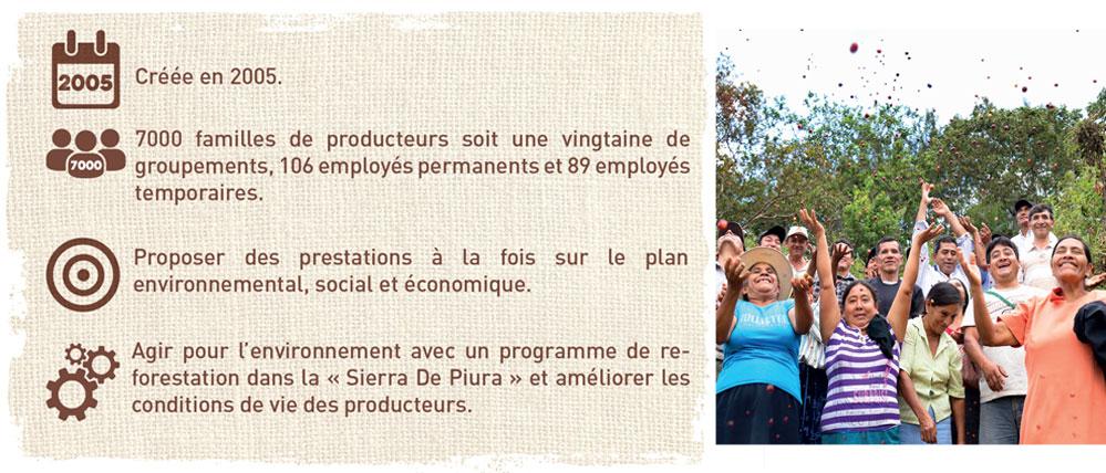 commerce equitable : agir pour lenvironnement et conditions vie producteurs