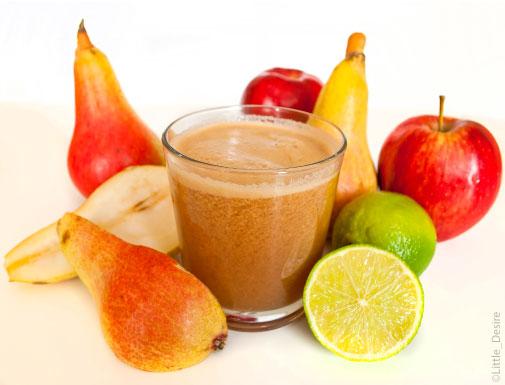 recette smoothie detox bio