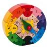 puzzle horloge commerce equitable bois