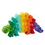 dinosaure puzzle bois