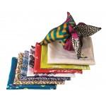 carré sari recyclé