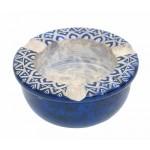 cendrier bleu pierre savon equitable