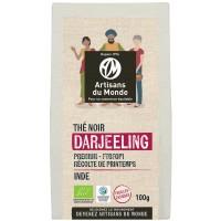 Thé noir biologique Darjeeling - Inde