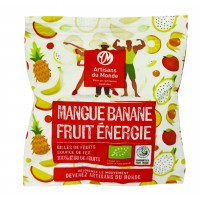 BILLE FRUIT BIO MANGUE BANANE 28G