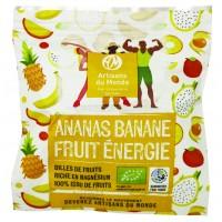 BILLE FRUIT BIO ANANAS BANANE 28G