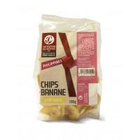 Chips banane goût sucré 100 g