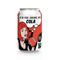 Cola bio 33cl