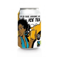 Ice tea bio 33cl
