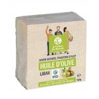 Savon tradition Alep Huile d'olive équitable