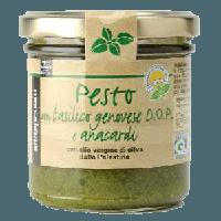 Sauce Pesto basilic DOP & cajou - 130g
