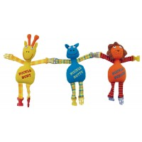 animaux peluches clipser