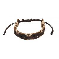 Bracelet Naoko marron