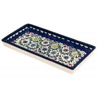 assiette rectangulaire ceramique