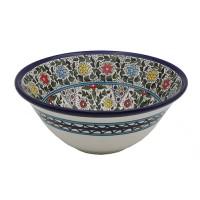 saladier-salam-ceramique-multicolore-palestine