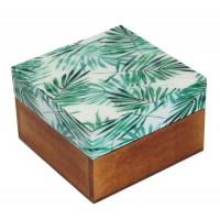 boite feuilles artisanat equitable