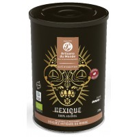 boite metal cafe mexique grand cru bio equitable