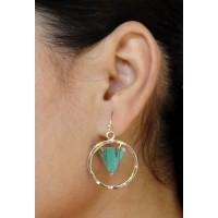 boucles oreilles circuit imprime equitable
