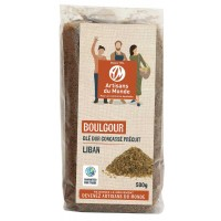 Boulgour brun bio et équitable
