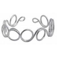 bracelet laiton cercles equitable