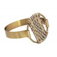 bracelet coton equitable