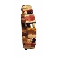 bracelet bois equitable