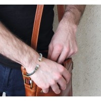 bracelet homme equitable