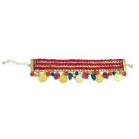 bracelet equitable rouge