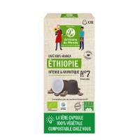 capsule compostable ethiopie bio equitable