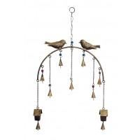 carillon oiseau equitable