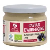 caviar aubergines bio equitable