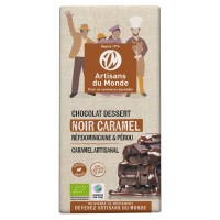 chocolat caramel bio equitable