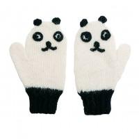Moufles Panda