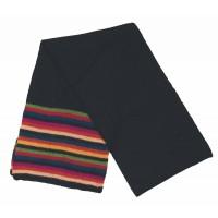 Echarpe Titicaca rayée