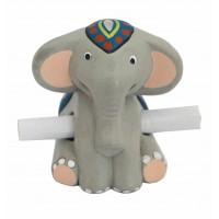 éléphant céramique commerce équitable