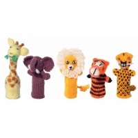 marionnettes animaux sauvages