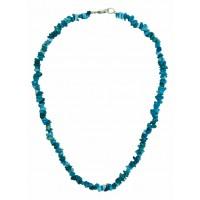 collier bleu equitable pierre naturelles