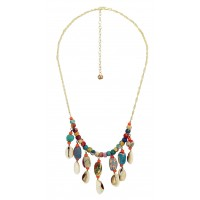 collier coquillage equitable