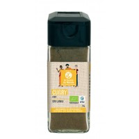 Curry fort bio et equitable 30g