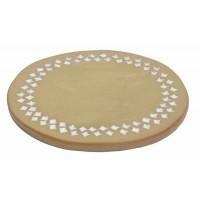 dessous plat equitable ceramique