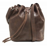 sac cuir marron equitable