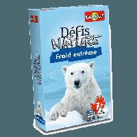 Défis Nature Froid extrême