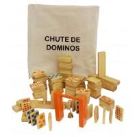 Chute de Dominos