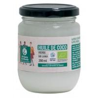 huile coco bio equitable