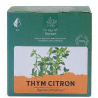 infusette thym citron bio