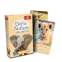 Jeu Bioviva Défis nature Savane France