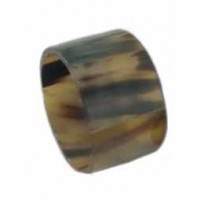 bracelet manchette equitable corne